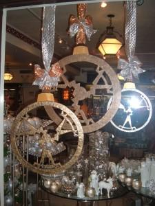 Ahwahnee Logo Ornaments