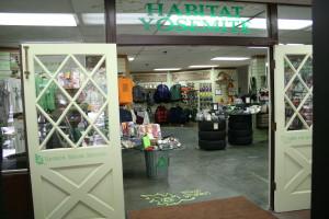Yosemite Habitat Green Store