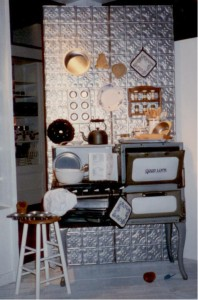 Macy's (Horne's) Housewares Display