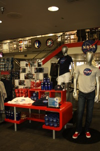 Kennedy Space Center Nasa Display