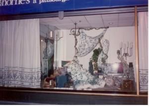 Macy's (Horne's) Home Window Display
